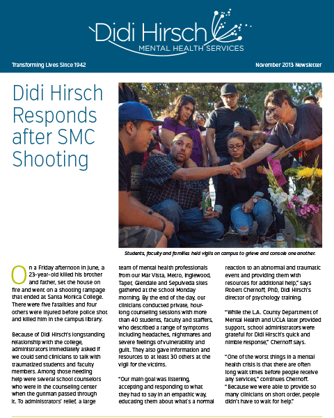 2013 Agency Newsletter